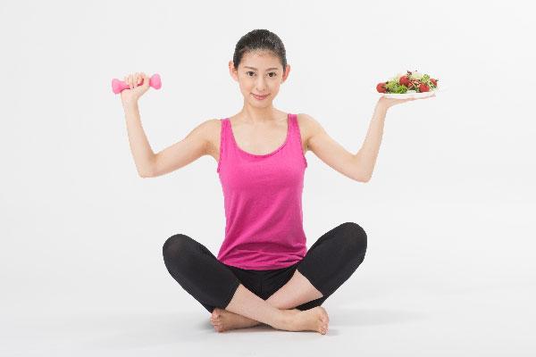 女性のためのダイエットジム