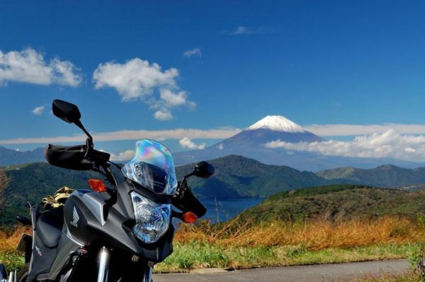 箱根芦ノ湖富士山