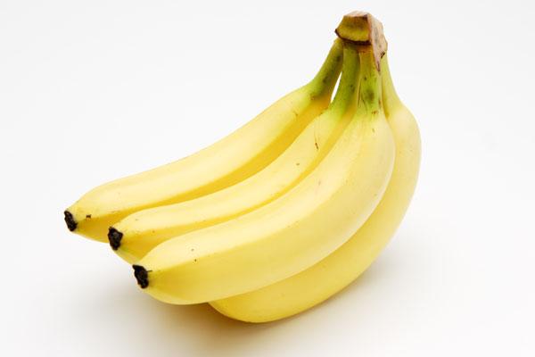 バナナ(ビタミンB1・B2・B6・E、食物繊維)