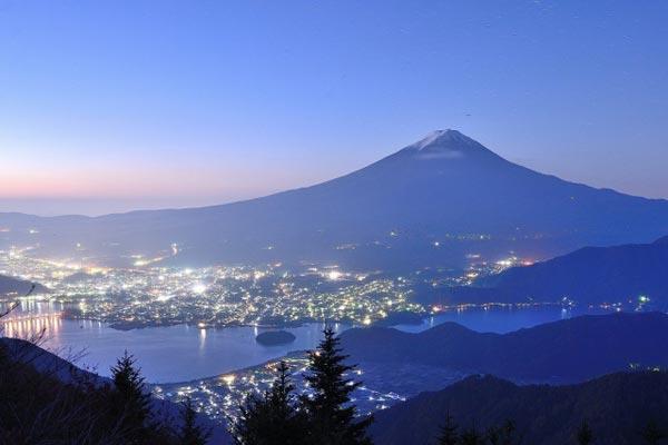 富士山の町
