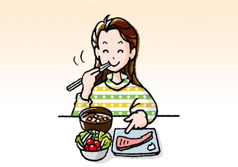 ダイエット中に食べられるものが意外と多い!