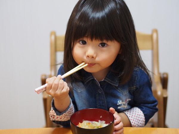 子供の食欲