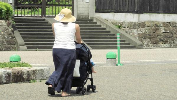 赤ちゃんとお散歩・ウォーキング