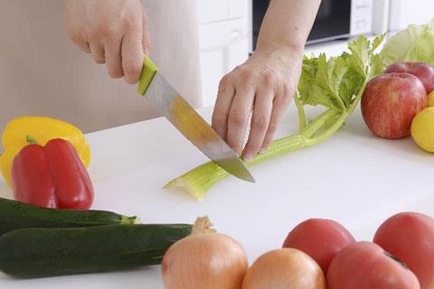 野菜を料理