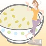 玄米で産後ダイエット ※1ヵ月お腹周りがすっきり♪