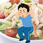 食生活の見直しと筋トレ1年で7㎏減